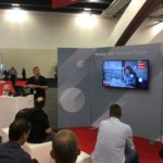 """Grant Ronald presents the """"art of the possible"""" in the Mobile minitheater!"""