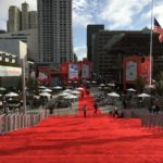 Rolling down the red carpet into OOW16!