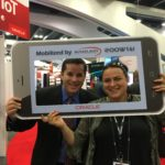 Mia and John Frech, the digital experience tag team!