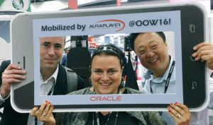 Even our Samsung Partners wanted to get mobilized!