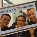 Oracle Product Managers unite under the mobilizer