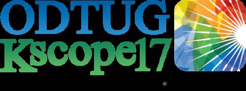 ODTUG - KSCOPE 2017