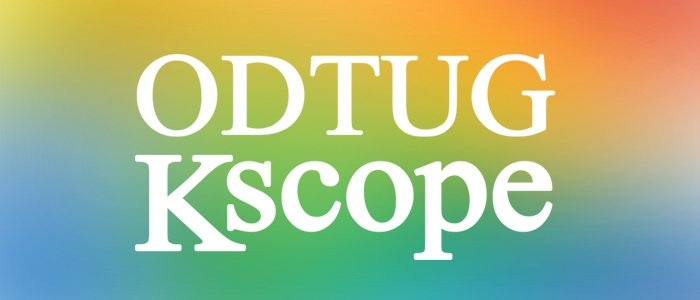 Kscope 2019