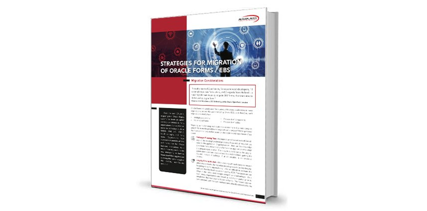Oracle Forms / EBS Migration Whitepaper